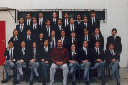 GENERACIÓN 2001