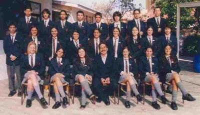 GENERACIÓN 2002  CUARTO A