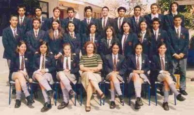 GENERACIÓN 2002 CUARTO B